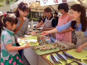 20140927_Sanma_Lunch1